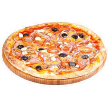 Large Bruschetta Pizza