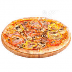 Small Calabrese Pizza