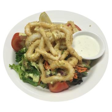 Salad Calamari