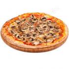 Small Capricciosa Pizza