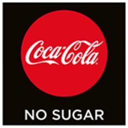 Coca Cola Bottle 600ml No Sugar
