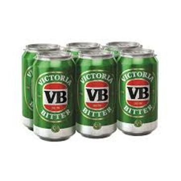 VB Cans 6 Pack