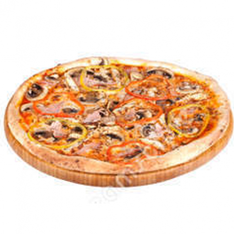 Large Vegetarian Pizza