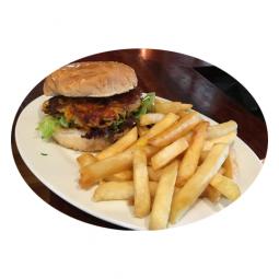 Burger Classic Vegetarian Tavern