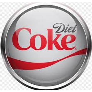 Coca Cola Bottle 600ml Diet