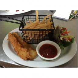 Kids Fish and Chips