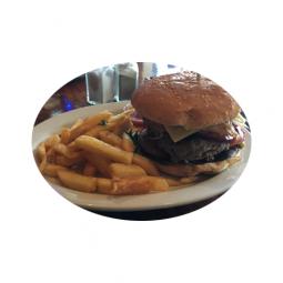Burger Classic Beef Tavern